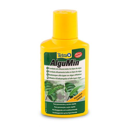Tetra AlguMin Tratamento para as algas
