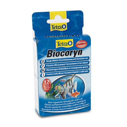 Tetra Biocoryn purificar substâncias nocivas