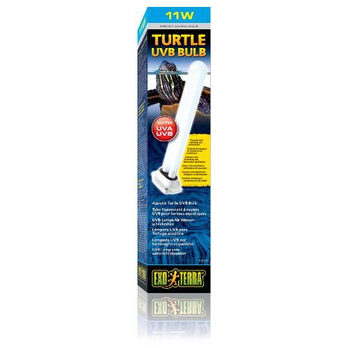 Turtle UVB Bulb Lâmpada UVB para tartarugas aquáticas