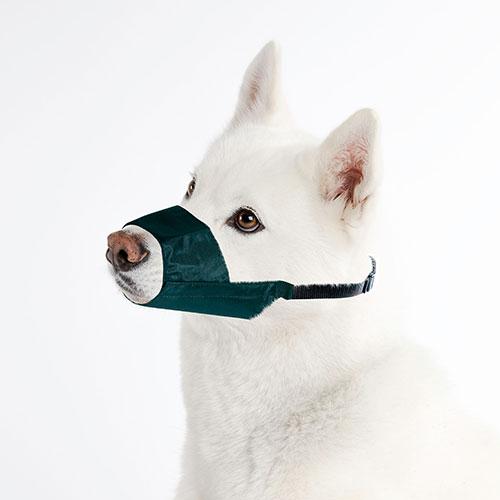 Açaime para cães TK-Pet Exclusive preto