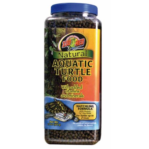 Alimento completo para tartarugas aquáticas Baby ZOOMED