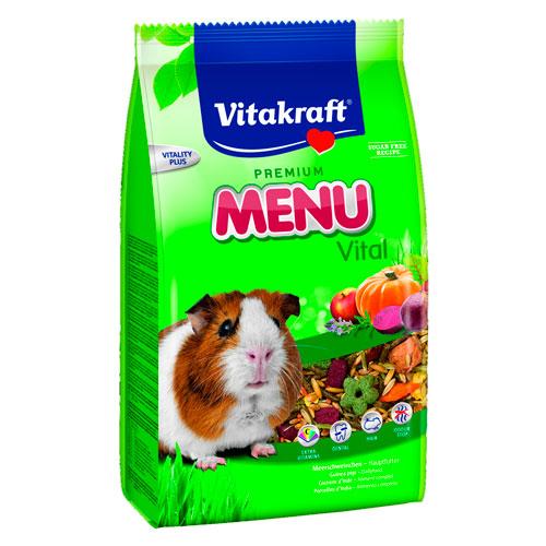 Alimento para Cobaias Vitakraft Menu Vital
