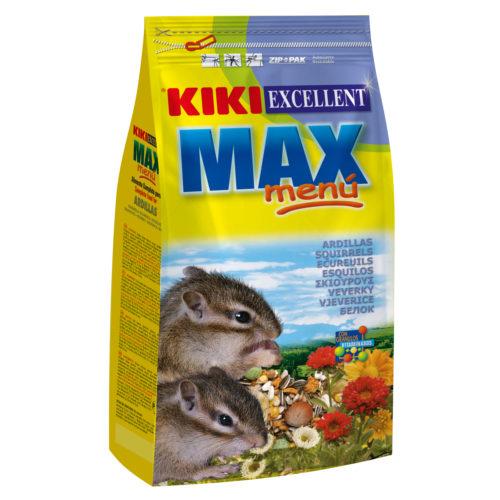 Alimento para Esquilos KIKI MAX MENU