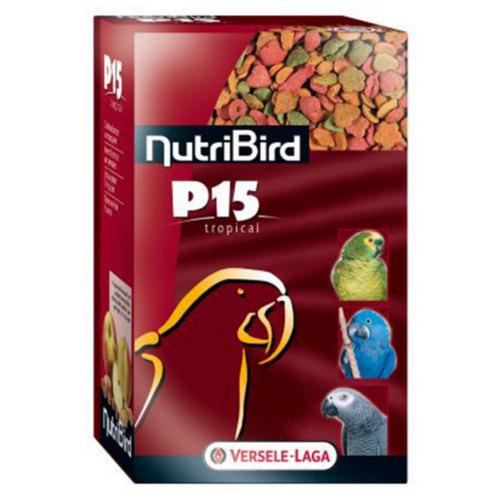 Alimento para papagaios NutriBird P15 Tropical