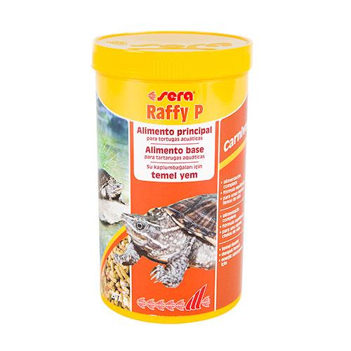 Alimento para todas as tartarugas  SERA raffy P
