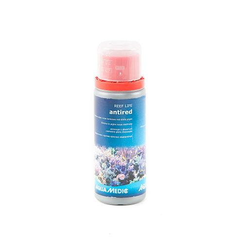Anti-algas Antired para aquários