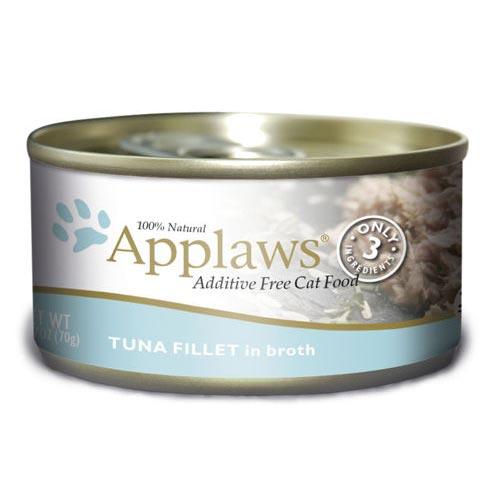 Applaws - Alimento fresco em latas Apresentação Filete de atum