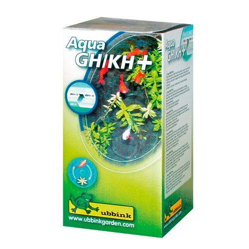 Aqua GH/KH Plus 500 gr Ubbink
