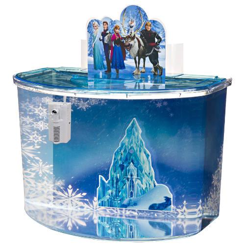 Kit aquário infantil Frozen