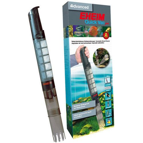 Aspirador de fundo de aquários automático EHEIM Quick Vac Pro