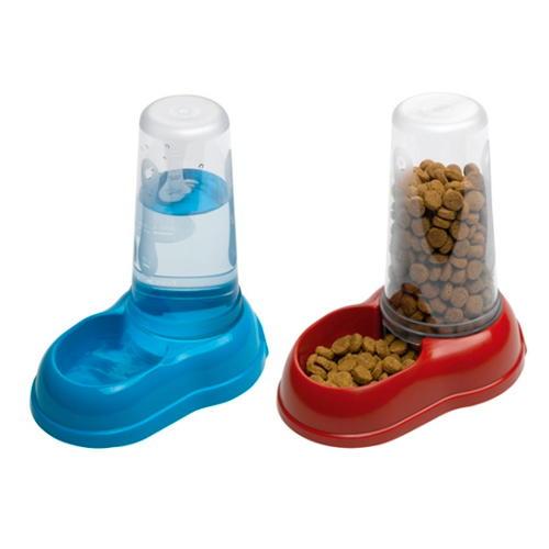 Dispensador de comida e água para gatos e cães pequenos Azimut