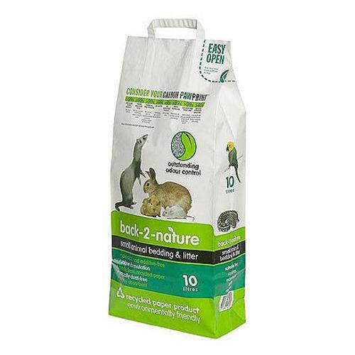 Back2Nature Leito higiénico Ecológico para mascotes