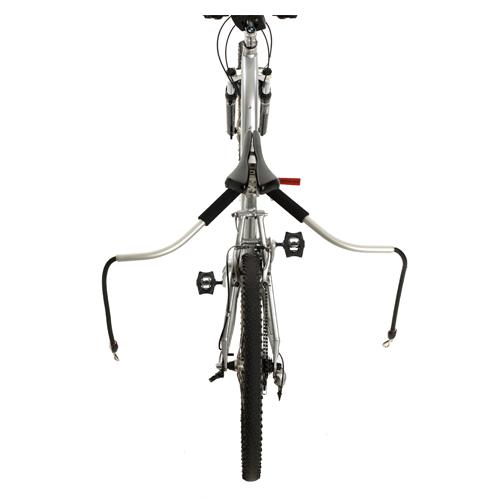 Barra adicional da trela para bicicletas Cycleash Petego