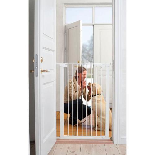 Barreira de segurança grande separadora de espaços para cães
