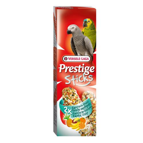 Sticks para papagaios Versele Laga Prestige frutas exóticas