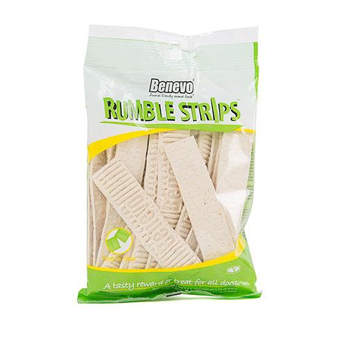 Benevo Rumble Strips gouloseima vegana para cães