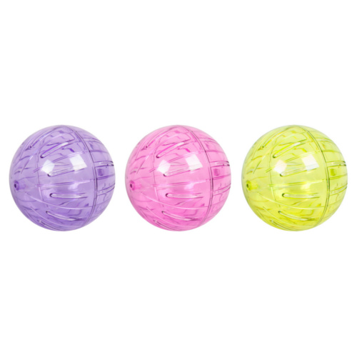 Bola para hamster de neon
