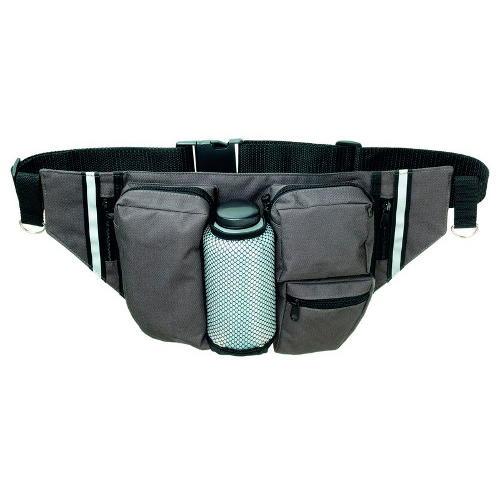Bolsa de cintura mãos-livres especial para passear o seu cão