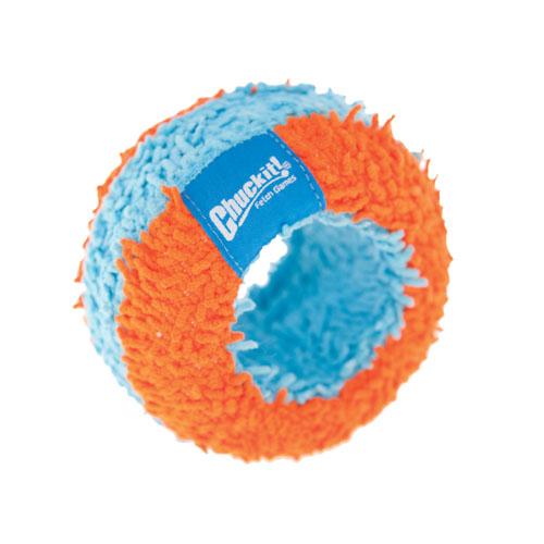 Brinquedo mole com forma de donut Chuckit!