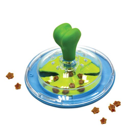 Brinquedo para cães porta-guloseimas Treat Spinner