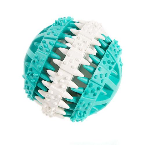 Brinquedo para cães TK-Pet Dental 360 bola de borracha