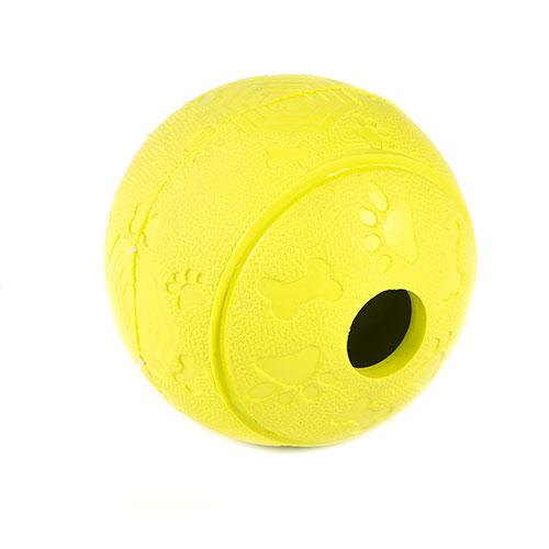 Brinquedo para cães TK-Pet Snacks & Play bola labirinto porta Snackss