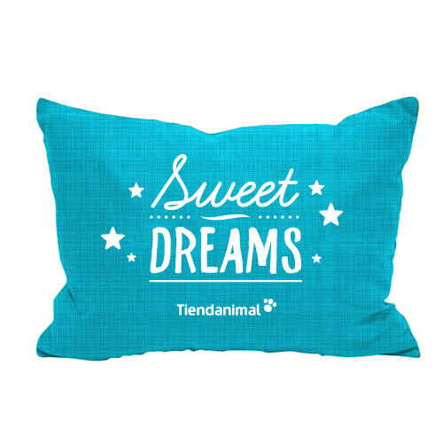 Cama exclusiva Sweet Dreams azul