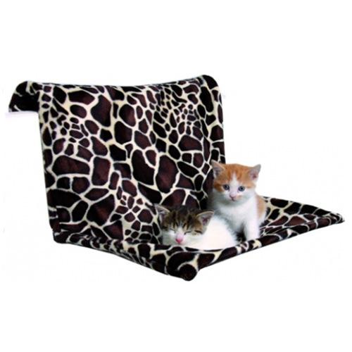 Cama para gatos para radiador, Girafa