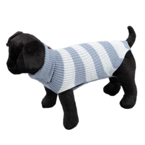 Camisola de listas para cães Cucciolo