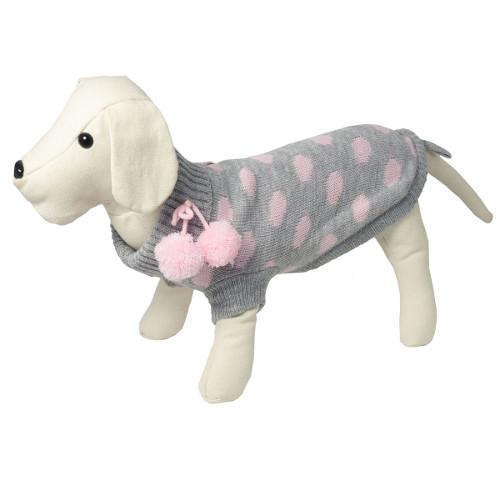Camisola de malha para cães Amelie