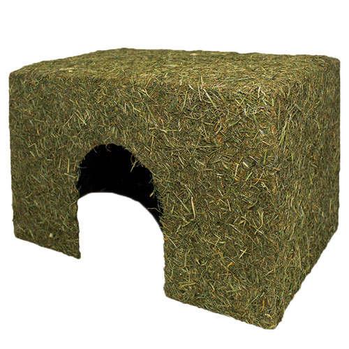Casa de feno JR Farm para roedores e coelhos
