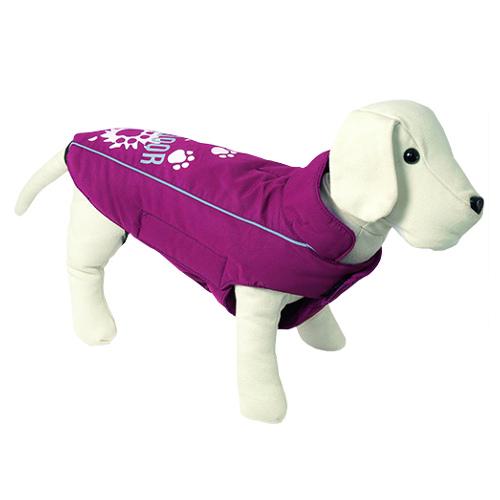 Casaco para cães Outdoor Splash bordô
