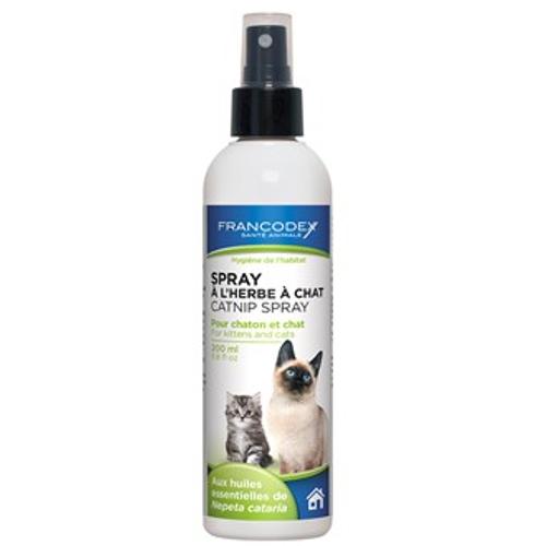 Catnip para gatos em spray Francodex