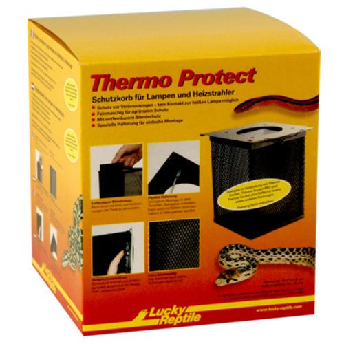 Cesta protectora para lâmpadas e radiadores para terrários