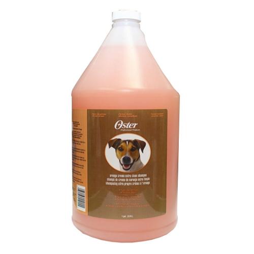 Champô extra limpador de laranja