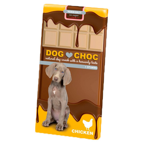 Chocolate para cães Dog Choc Chicken