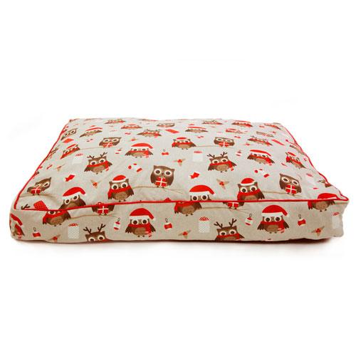 Colchonete cama TK-Pet Christmas Buho