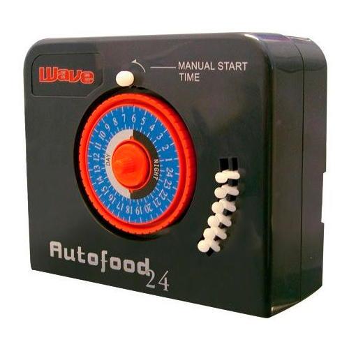 Comedouro Automático para Peixes Autofood 24
