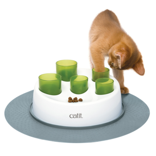 Comedouro interativo para gatos Catit Senses 2.0 Digger