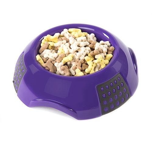 Comedouro para cães e gatos TK-Pet Azteca plástico