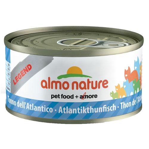 Comida húmida de atum do Atlântico Almo Nature Legend
