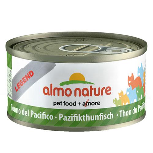 Comida húmida de atum do Pacífico Almo Nature Legend