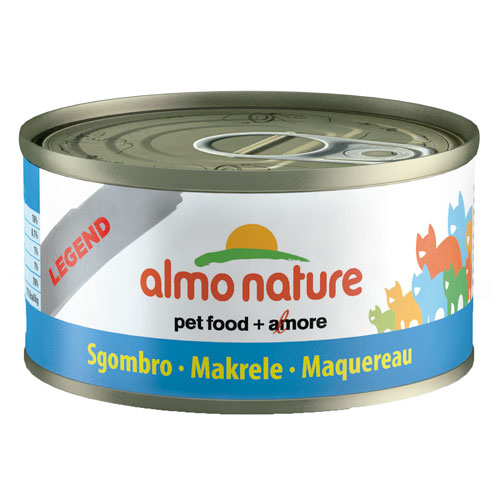 Comida húmida de cavala Almo Nature Legend