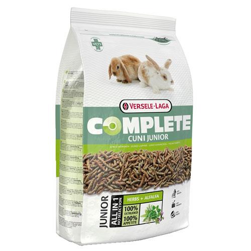 Comida para coelhos Versele Laga Complete Cuni Junior