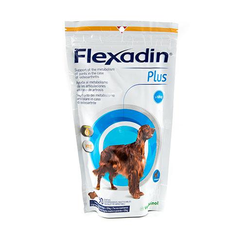 Condroprotetor para cães médios e grandes Flexadin Plus