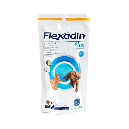 Condroprotetor para cães pequenos e gatos Flexadin Plus