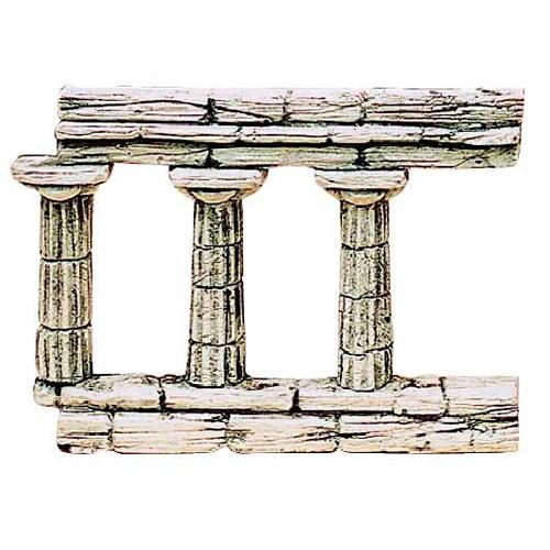 Conjunto de colunas para aquários