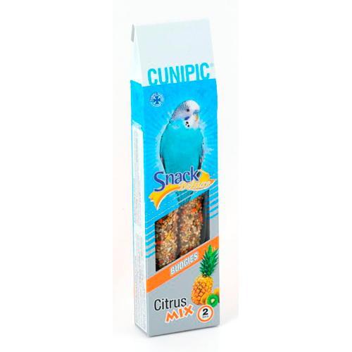 Cunipic Snack deluxe Barritas de sementes para periquitos