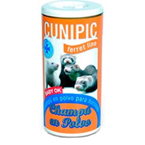 Cunipic Champô em Pó para furões
