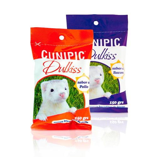 Cunipic Dulkiss Snack para Furões